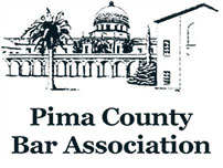 Logo for the Pima County Bar Association