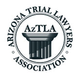 Logo for the Arizona Trial Lawyers Association