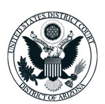 Logo of the United States District Court for the District of Arizona